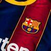 Детская домашняя форма Барселона (Barcelona) сезон 2020-2021