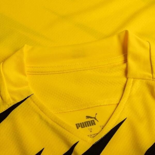 Домашняя форма Боруссия Дортмунд сезон 2020-2021 (футболка+шорты+гетры)