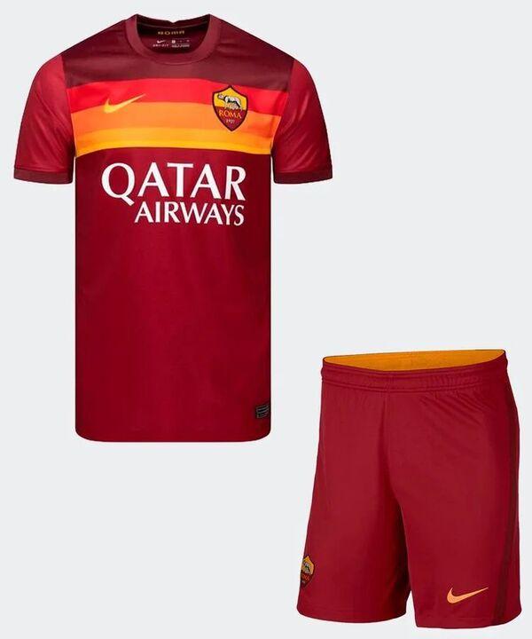 Домашняя форма Рома сезон 2020-2021